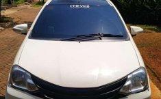 Jual cepat Toyota Etios Valco G 2014 di Banten