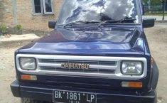 Mobil Daihatsu Rocky 1986 terbaik di Sumatra Utara