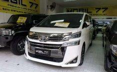 Jawa Timur, jual mobil Toyota Vellfire G 2018 dengan harga terjangkau