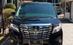 Jawa Timur, Toyota Alphard G 2015 kondisi terawat