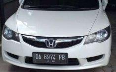 Jual Honda Civic 1.8 2010 harga murah di Kalimantan Selatan