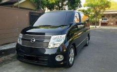 Mobil Nissan Elgrand 2008 Highway Star dijual, Jawa Timur