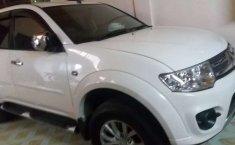 Jual Mitsubishi Pajero Sport Exceed 2014 harga murah di Banten