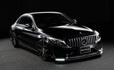Wald Rilis Body kit Dan Pelek Untuk Mercedes-Benz C-Class W205