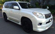 Jual cepat Toyota Land Cruiser Prado TX Premium Limited 2.7 Automatic 2010 di DKI Jakarta