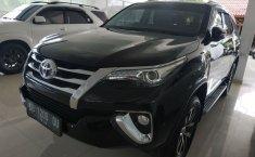 Mobil Toyota Fortuner VRZ 2018 terawat di DIY Yogyakarta