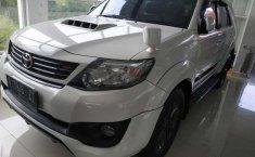 Mobil Toyota Fortuner G TRD 2014 dijual, DIY Yogyakarta