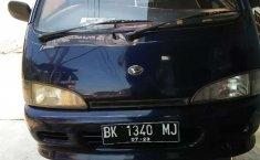 Mobil Daihatsu Zebra 2002 dijual, Sumatra Utara