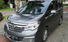 Mobil Nissan Serena Highway Star 2016 bekas dijual di DIY Yogyakarta
