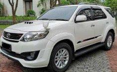 Jual cepat Toyota Fortuner G TRD 2013 bekas, DIY Yogyakarta