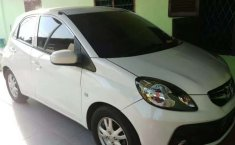 Jual Honda Brio Satya 2014 harga murah di Sumatra Utara