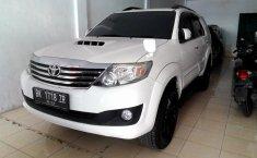 Sumatera Utara, dijual mobil Toyota Fortuner G 4x4 VNT 2012 bekas