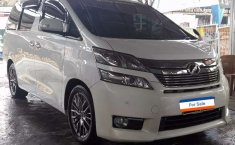 Jual Toyota Vellfire X 2013 harga murah di DKI Jakarta