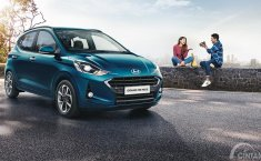 Review Hyundai Grand i10 NIOS 2019: Kasta Tertinggi City Car Hyundai
