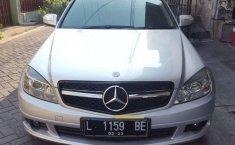 Jual mobil bekas murah Mercedes-Benz C-Class C 200 K 2008 di Jawa Timur