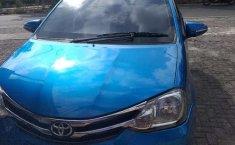 Jual mobil bekas murah Toyota Etios Valco E 2015 di Lampung