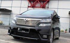 DKI Jakarta, mobil Toyota Vellfire Z Audio Less Automatic 2010 dijual