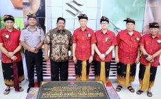 Suzuki Tambah Diler 3S dan Body Repair & Paint di Pulau Dewata