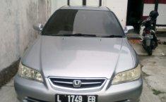 Jual mobil bekas murah Honda Accord 1.6 Automatic 2001 di Jawa Timur
