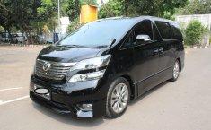 Jual cepat Toyota Vellfire Z Premium Sound AT 2010 di DKI Jakarta