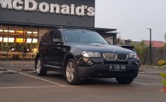 Dijual mobil bekas BMW X3 xDrive 20D 2007, DKI Jakarta