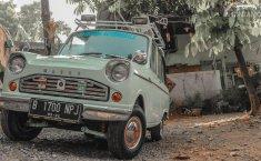 Review Mazda B600 1965: Pelopor Mobil Mazda Pertama di Indonesia