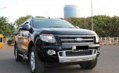 Jual cepat Ford Ranger WILDTRACK 4X4 2014 di DKI Jakarta