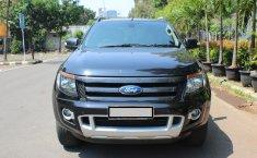 Dijual mobil bekas Ford Ranger WILDTRACK 4x4 Double Cabin 2014, DKI Jakarta