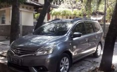 Jual mobil bekas murah Nissan Livina SV 2014 di Jawa Tengah