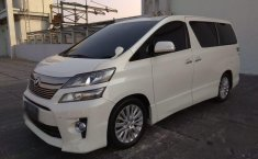 DKI Jakarta, jual mobil Toyota Vellfire ZG 2014 dengan harga terjangkau