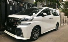 Jual mobil Toyota Vellfire ZG 2015 bekas, Jawa Timur