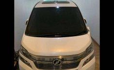 Mobil Toyota Vellfire 2014 V terbaik di DKI Jakarta