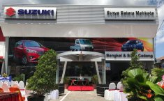Buka Diler Baru di NTT, Suzuki Kini Punya 334 Diler Resmi di Indonesia