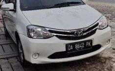 Jual cepat Toyota Etios Valco E 2015 di Kalimantan Selatan