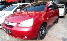 Jual mobil bekas Suzuki Aerio 2002 dengan harga murah di Sumatra Utara