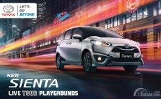Harga Toyota Sienta Januari 2020: Makin Segar Dan Agresif