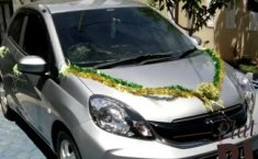 Aceh, jual mobil Honda Brio Satya E 2016 dengan harga terjangkau