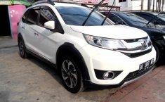 Mobil Honda BR-V E 2016 dijual,  Sumatra Utara