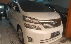 Jual mobil Toyota Vellfire V 2011 bekas di DKI Jakarta