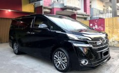 Mobil Toyota Vellfire 2015 G terbaik di Sumatra Selatan