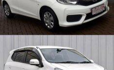 Komparasi Rp 140 Jutaan, Harga Beda Rp 1,3 Juta, Pilih Honda Brio Satya S M/T 2019 Atau Toyota Agya 1.2 G M/T 2019