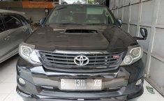Jual mobil Toyota Fortuner G TRD Sportivo 2014 bekas di Jawa Barat