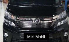 Jual mobil bekas murah Toyota Vellfire ZG 2014 di Jawa Timur
