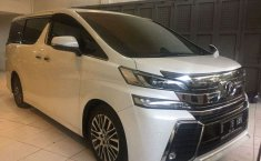 Jawa Barat, jual mobil Toyota Vellfire ZG 2015 dengan harga terjangkau