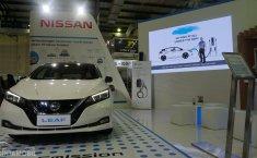 Nissan Leaf dan Nissan Note e-Power Dibawa ke Indonesia, Siap Jual Tahun Depan