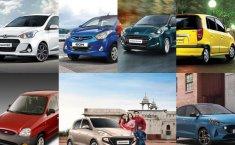 Napak Tilas Sejarah City Car Hyundai, Dari Atoz Hingga i10 dan New Santro