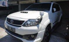 Jual mobil Toyota Fortuner G TRD 2014 murah di DIY Yogyakarta