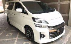 Jual Toyota Vellfire G Limited 2014 harga murah di DKI Jakarta