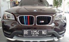 Banten, BMW X1 sDrive18i xLine 2015 kondisi terawat