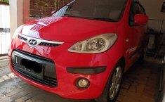 Jual mobil bekas murah Hyundai I10 2009 di Jawa Timur